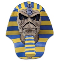 Iron Maiden Powerslave Cover Eddie Latex Mask