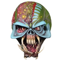 Iron Maiden Final Frontier Eddie Latex Mask