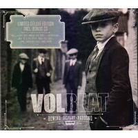 Volbeat Rewind Replay Rebound 2 CD Ltd Deluxe Edition Digipak
