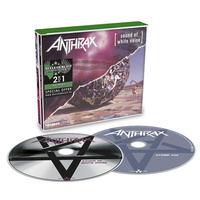 Anthrax Sound Of White Noise Stomp 442 CD Classic Series