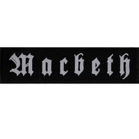 Macbeth Logo Patch