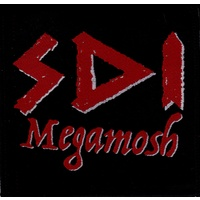 SDI Megamosh Logo Patch