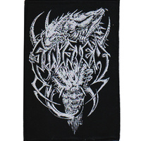 Sinister Devil Logo Patch