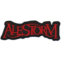 Alestorm Logo Patch