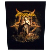 Venom Inc Ave Satanas Back Patch