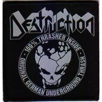 Destruction Thrasher Inside Patch