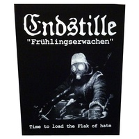 Endstille Flak Of Hate Back Patch