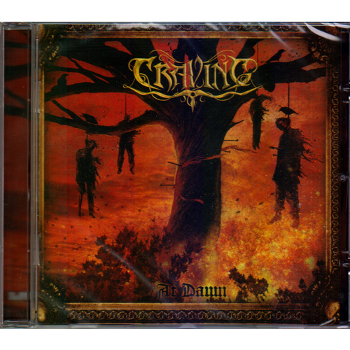 Craving At Dawn CD