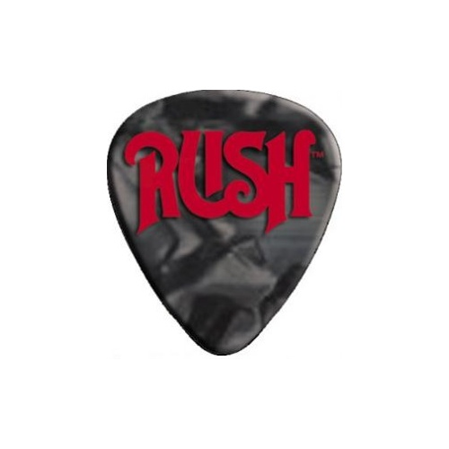 Rush Logo Guitar Pick