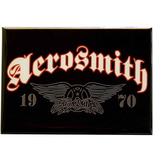 Aerosmith Wings Magnet