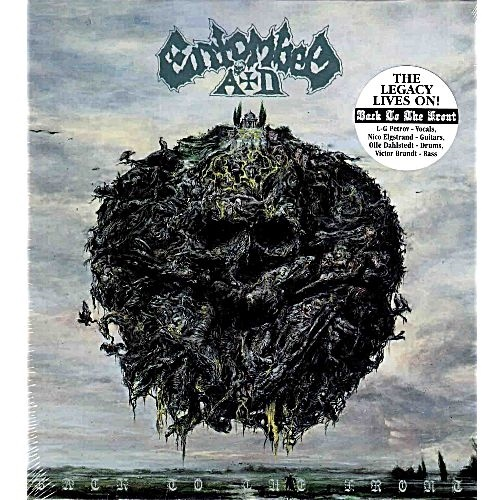 Entombed Back To The Front CD Ltd Edition