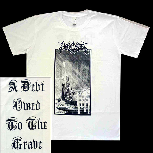 Revocation Ferry Man White Shirt [Size: XXL]