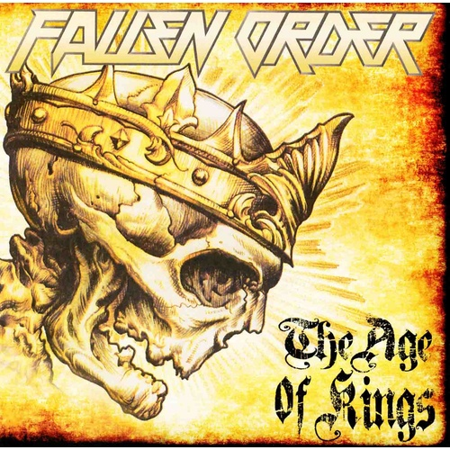 Fallen Order The Age Of Kings CD