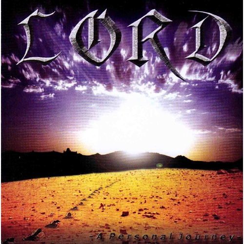Lord A Personal Journey CD
