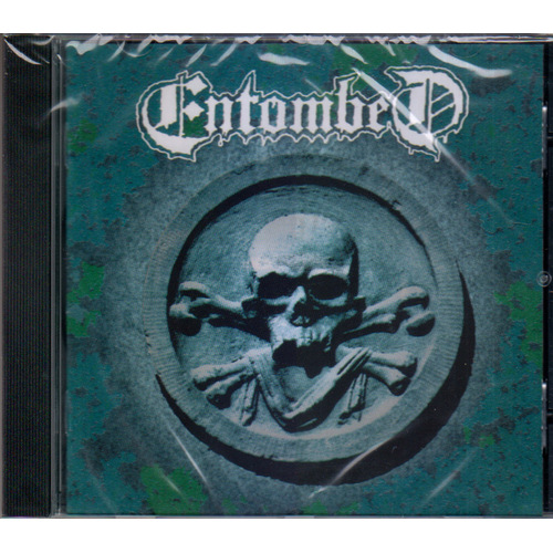 Entombed Self Titled CD