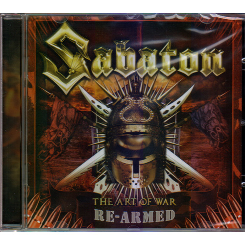 Sabaton The Art Of War Re-Armed Edition CD