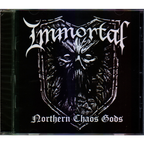 Immortal Northern Chaos Gods CD