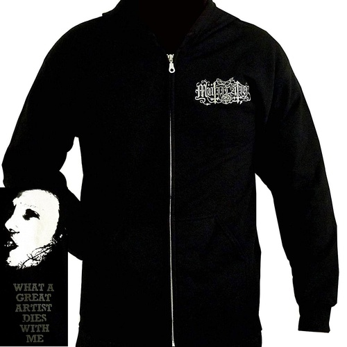 Mutilation Sorrow Galaxies Hoodie [Size: M]