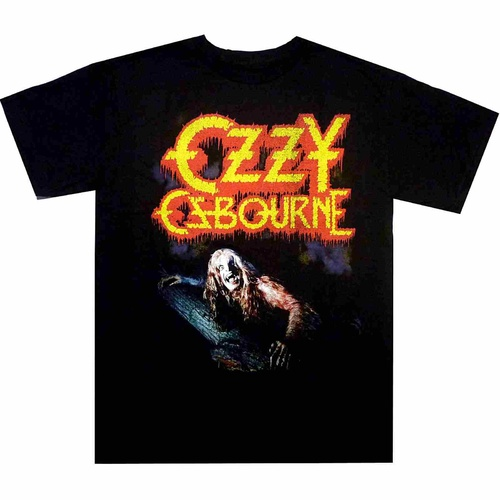 Ozzy Osbourne Bark At The Moon Shirt [Size: L]