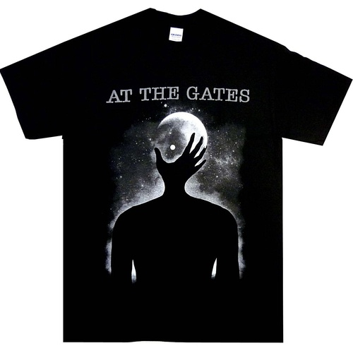 At The Gates Moon Hand Shirt [Size: S]