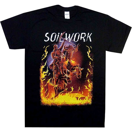 Soilwork Sledgehammer Messiah Shirt [Size: S]