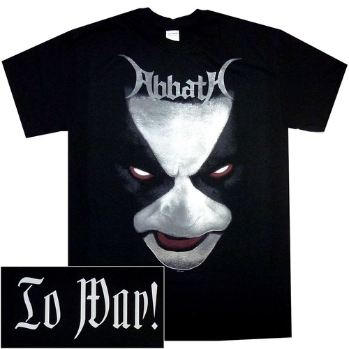 Abbath To War Shirt [Size: S]