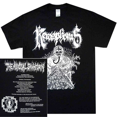 Kerasphorus The Abyssal Sanhedrin Shirt [Size: S]