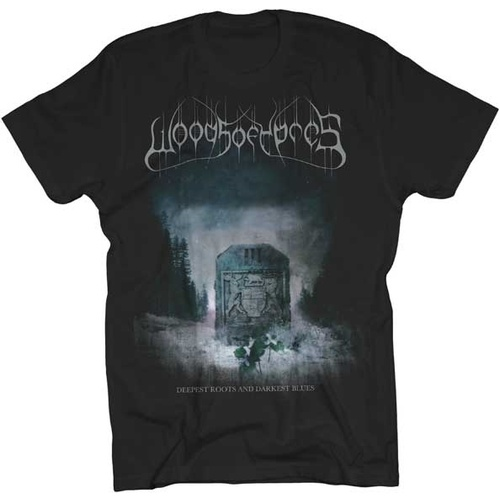 Woods Of Ypres Deepest Roots And Darkest Blues Shirt [Size: S]