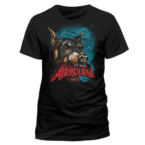 Airbourne Dog Shirt [Size: S]