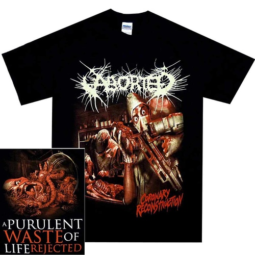 Aborted Coronary Reconstruction Shirt [Size: M]