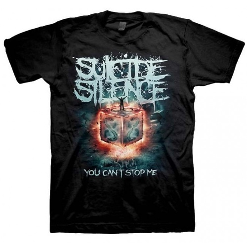 Suicide Silence You Can't Stop Me Shirt [Size: L]