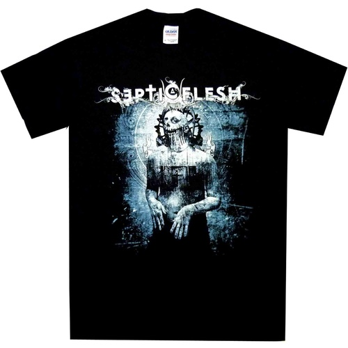 Septic Flesh Mystic Places Of Dawn Shirt [Size: XL]