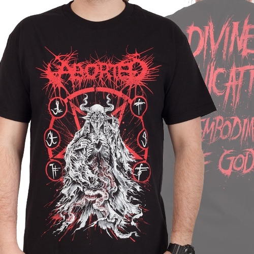 Aborted Embodiment Shirt [Size: S]