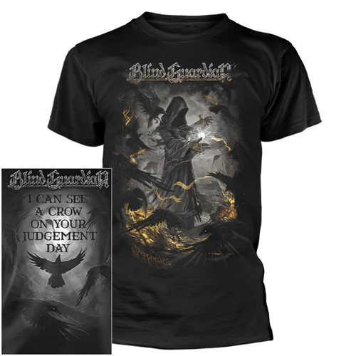 Blind Guardian Prophecies Shirt [Size: S]