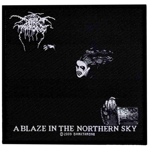 Darkthrone  A Blaze In The Northern Sky Patch Dark Throne