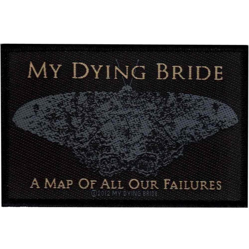 My Dying Bride A Map Of All Our Failures Patch