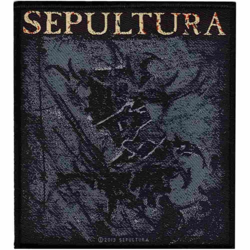 Sepultura The Mediator Tribal S Patch