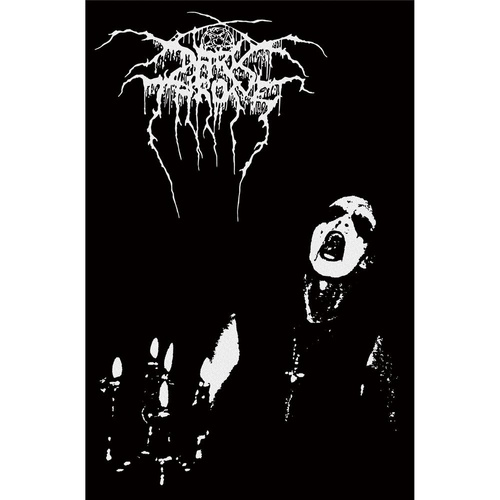 Darkthrone Transilvanian Hunger Poster Flag Dark Throne