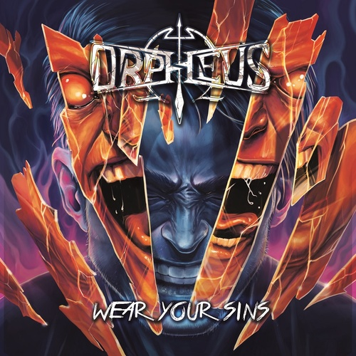 Orpheus Omega Wear Your Sins CD