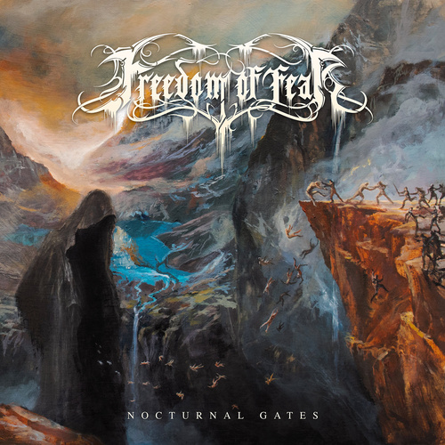 Freedom Of Fear Nocturnal Gates CD
