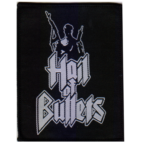Hail Of Bullets Soldier Patch